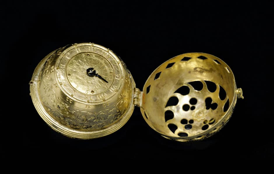 La plus ancienne montre connue, 1530
