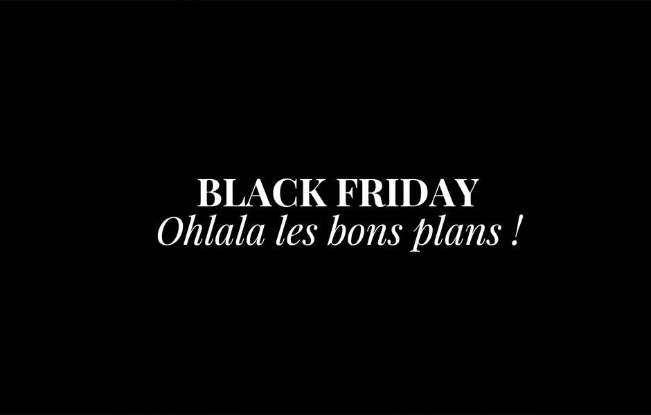 Black Friday : promotions mode et beauté