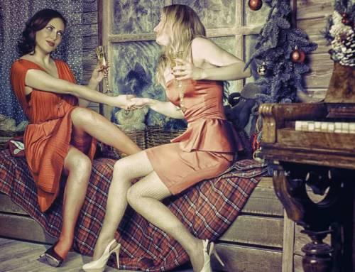 Comment s'habiller pour Noël et Nouvel An ?
