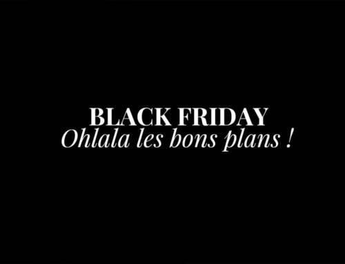 Black Friday : des promos mode jusqu'à -85% juste avant Noël ? Oh oui !