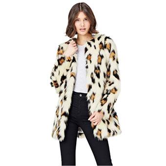 Manteau léopard, Find