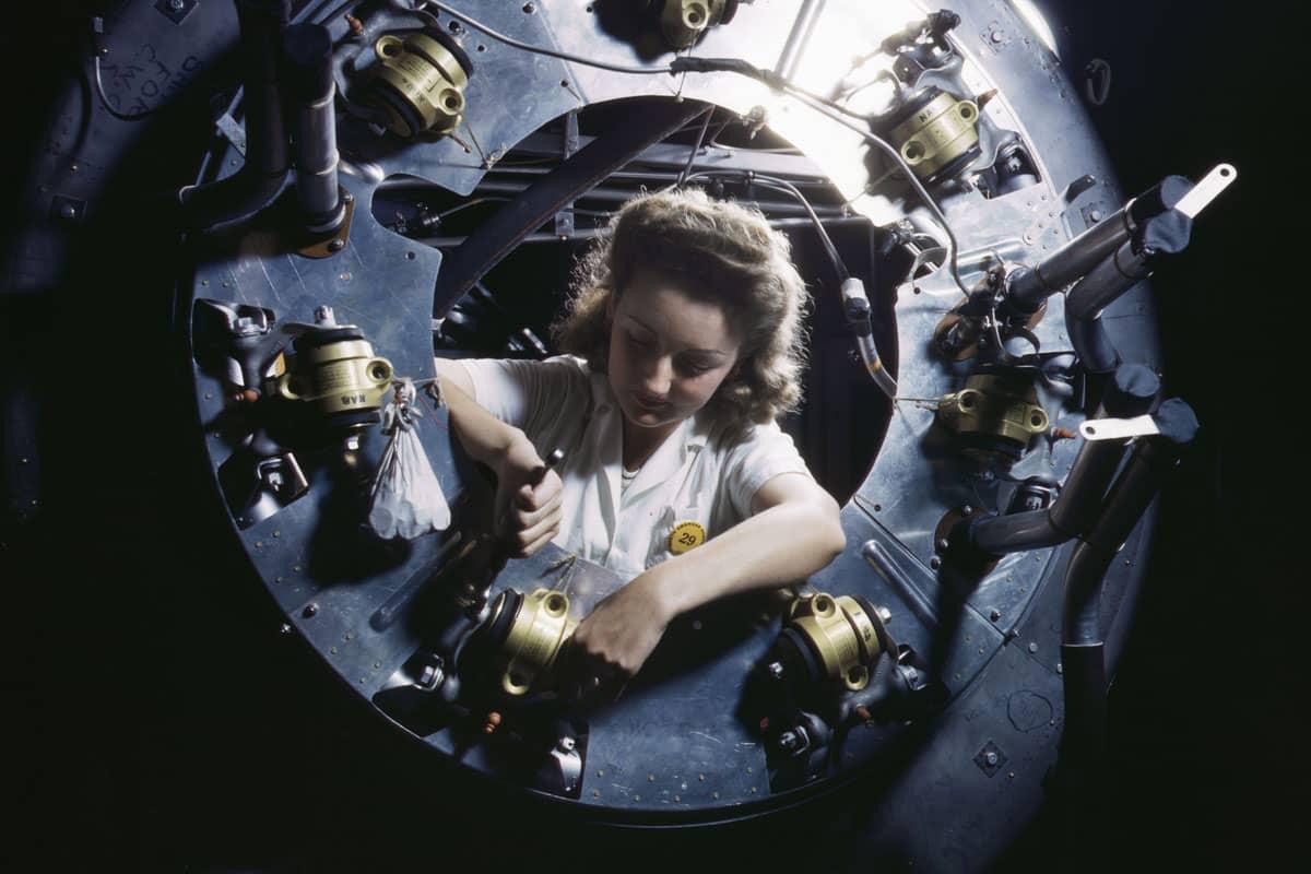 1950 : la mode d'après-guerre