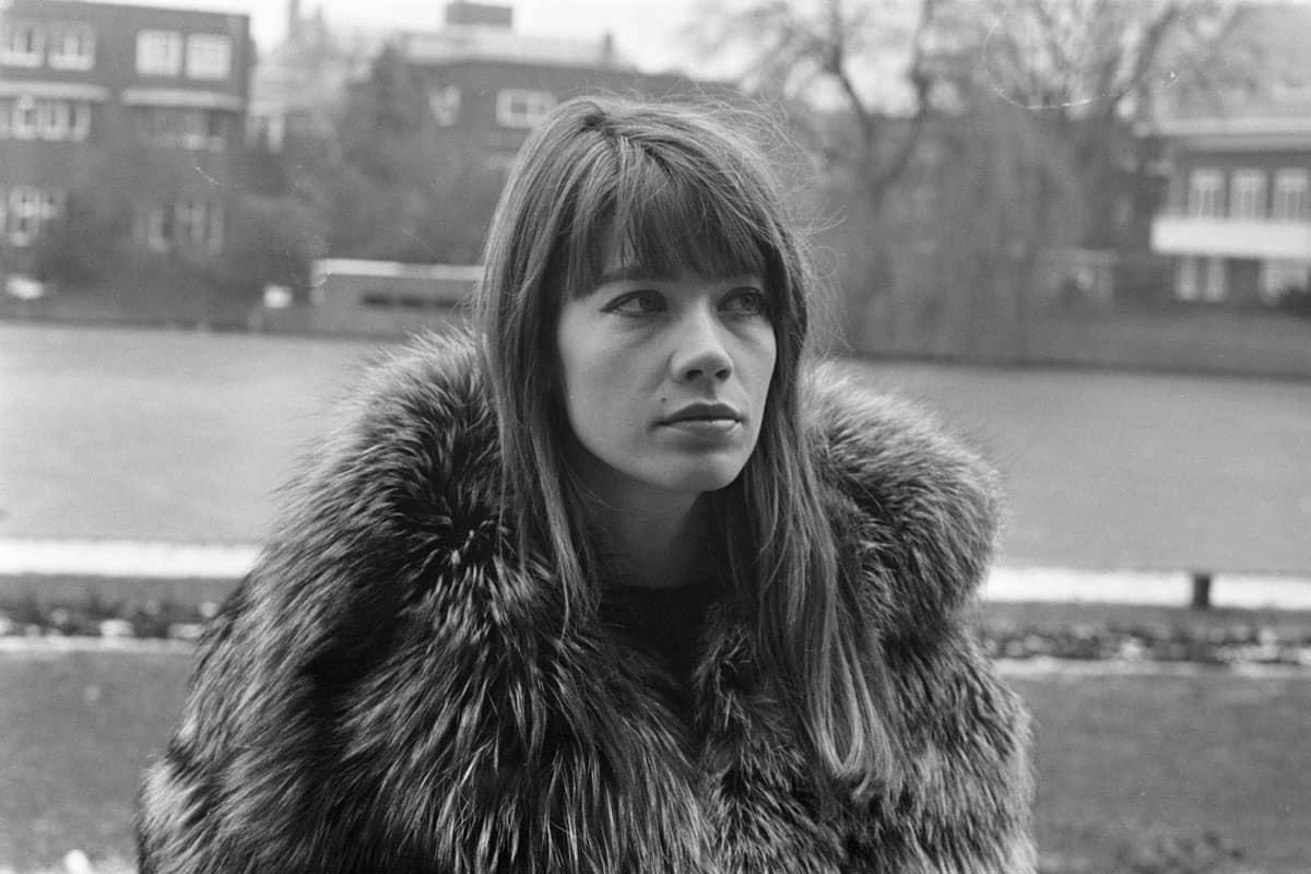 Françoise Hardy, icône mode des années 1960