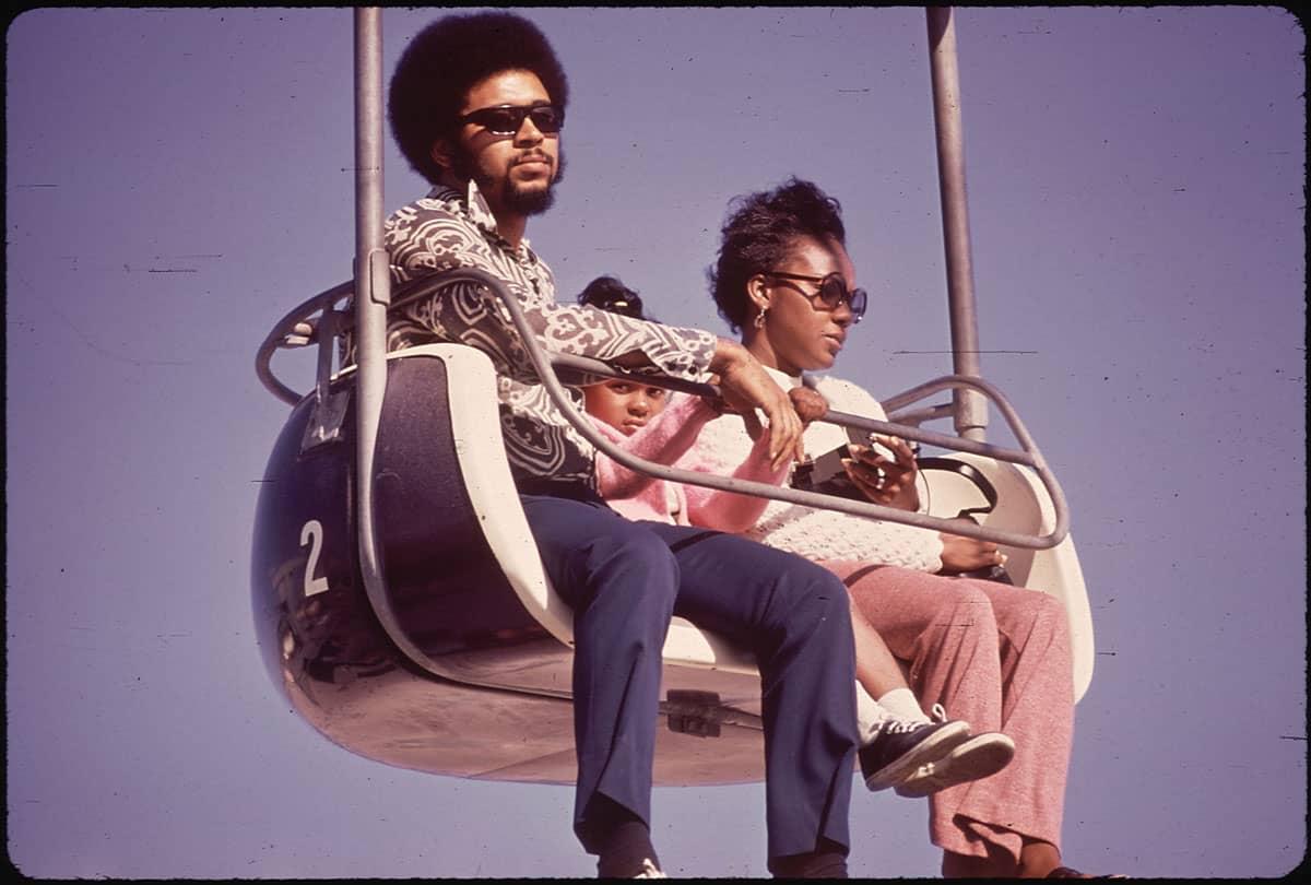 Les années 1970, histoire de la mode