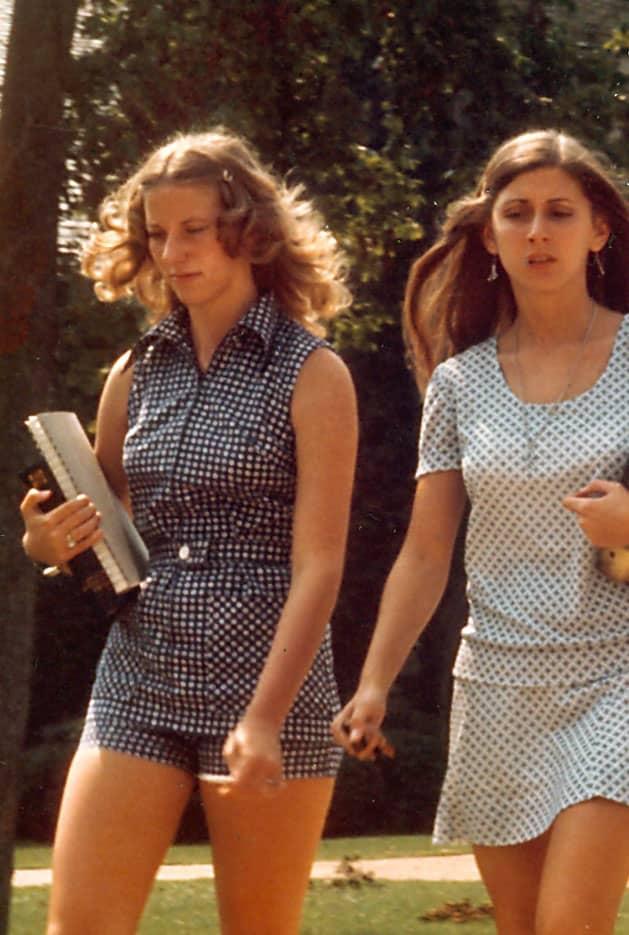 Combishort mini, 1973