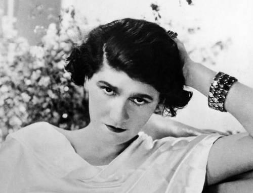 Histoire de la Mode: Chanel