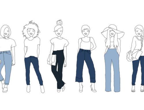 Quel jean pour ma morphologie ?