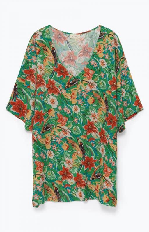 Robe Bozicity sur American Vintage