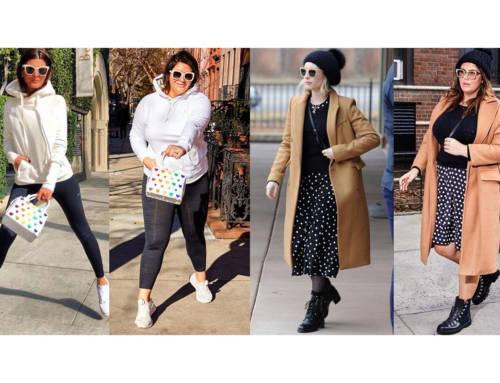 #Supersizethelook : cette blogueuse reproduit les looks insta en Plus Size
