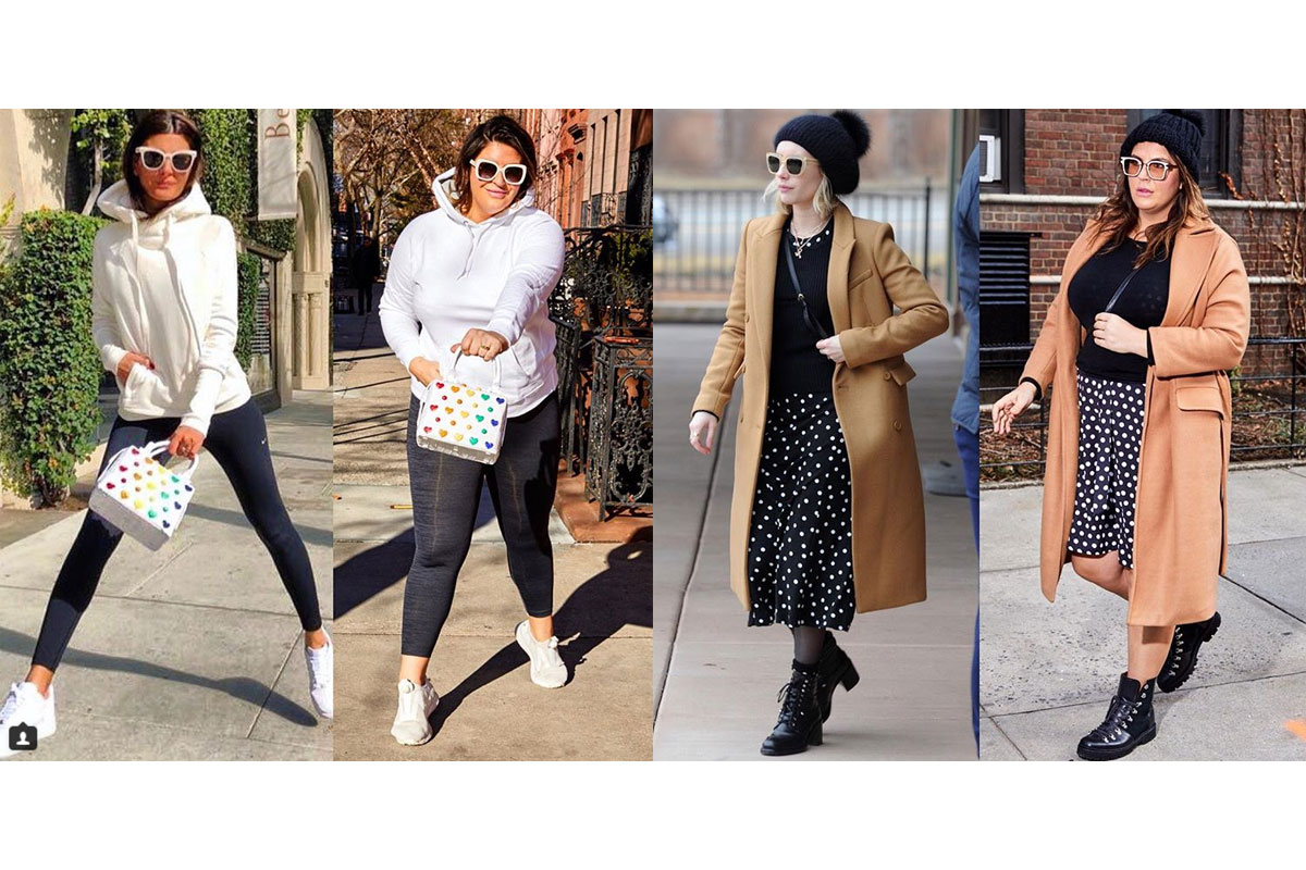 the12ishstyle : les looks 34 en taille 44