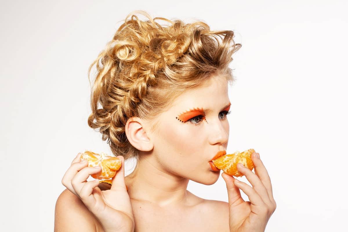 Aliments belle peau : les vitamines
