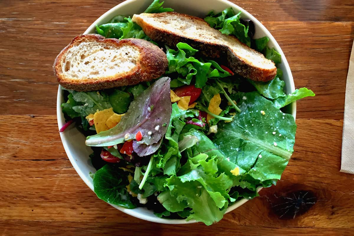 Astuce minceur : je commence le repas par des légumes