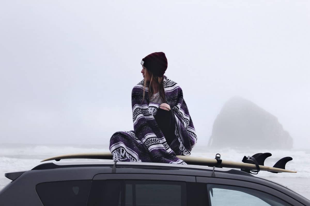 Look bohème : le poncho, le kimono