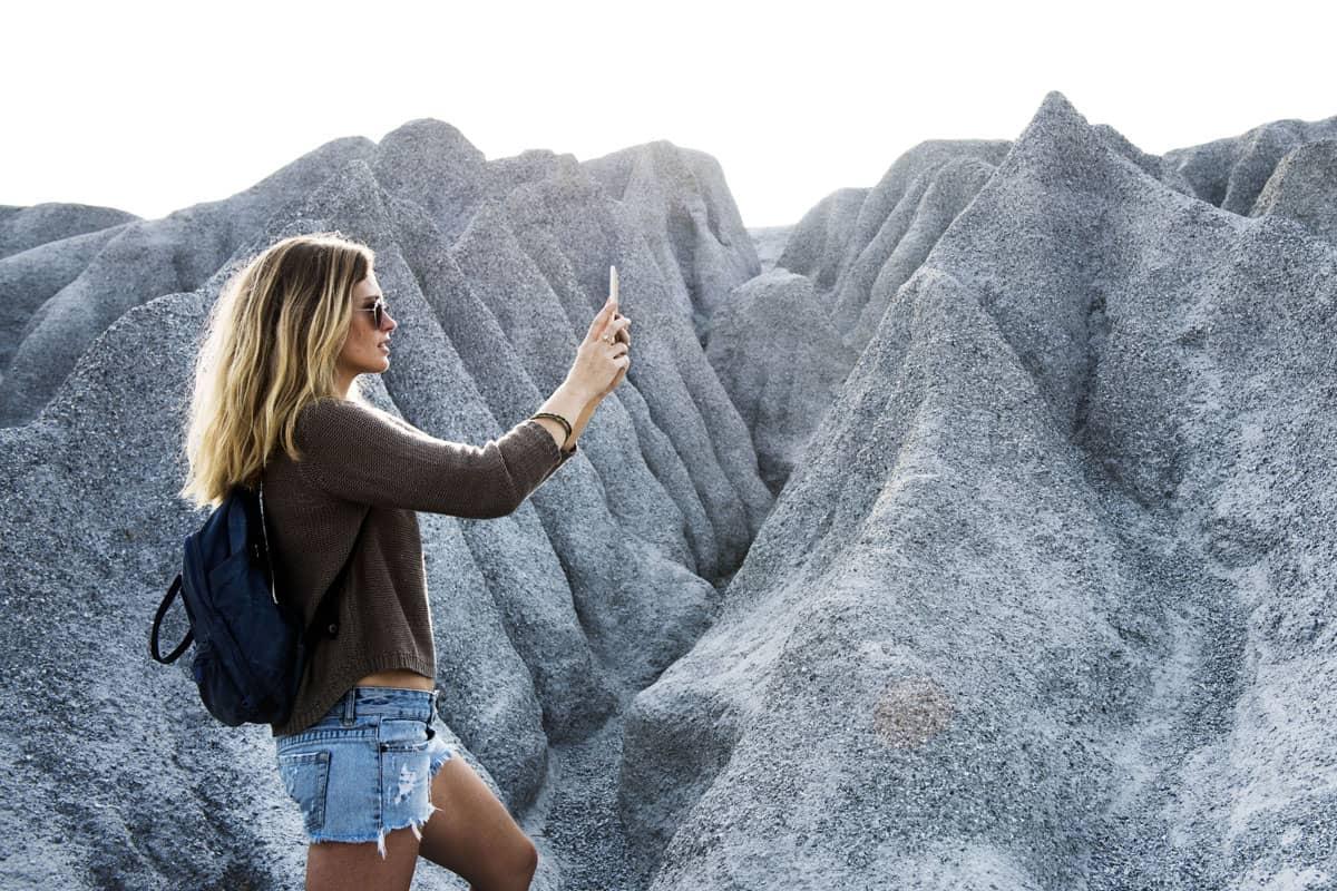 Instagram : filtres à selfies