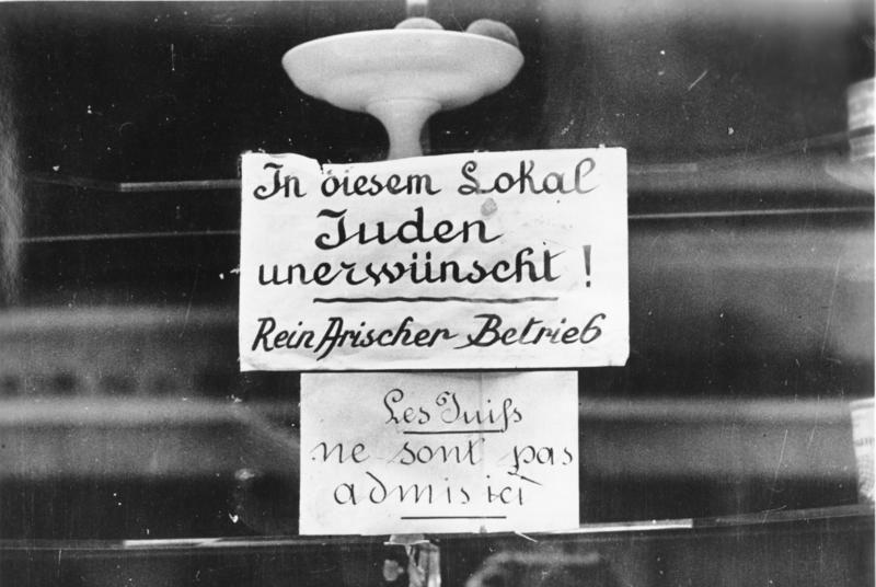 Années 1940 : l'occupation