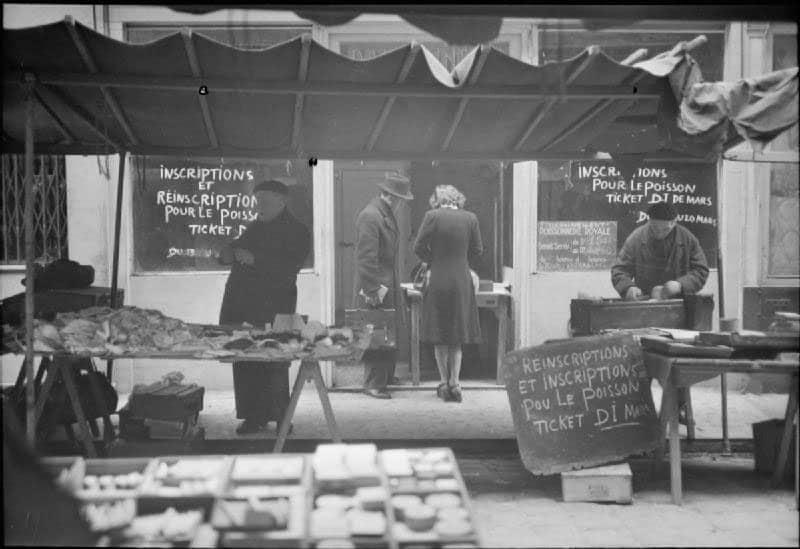 1940 : la décennie s'ouvre sur la Deuxième Guerre mondiale