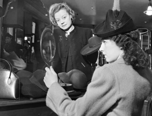 Histoire de la Mode : Les années 1940 | De la Guerre au New Look