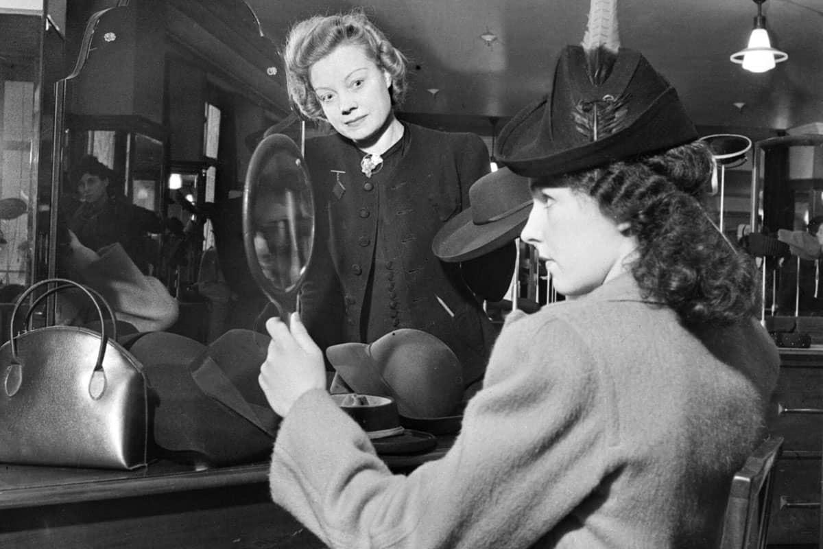 Histoire de la mode : les années 1940