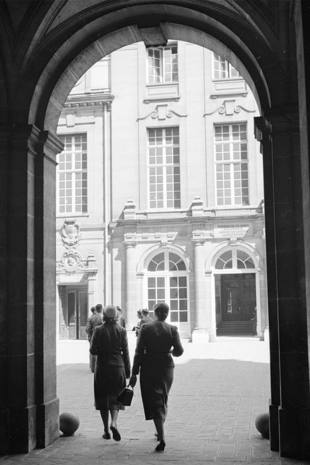 Années 1940 : la mode à Paris