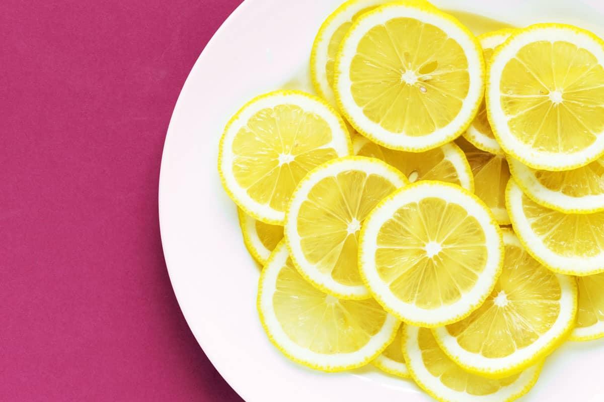 Le citron, super-aliment minceur et beauté