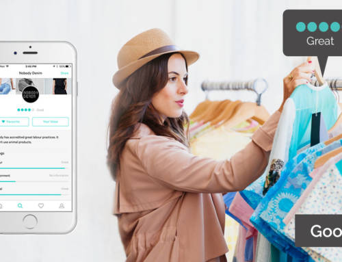Good on you : l'app qui classe les labels mode éthiques (ou pas)