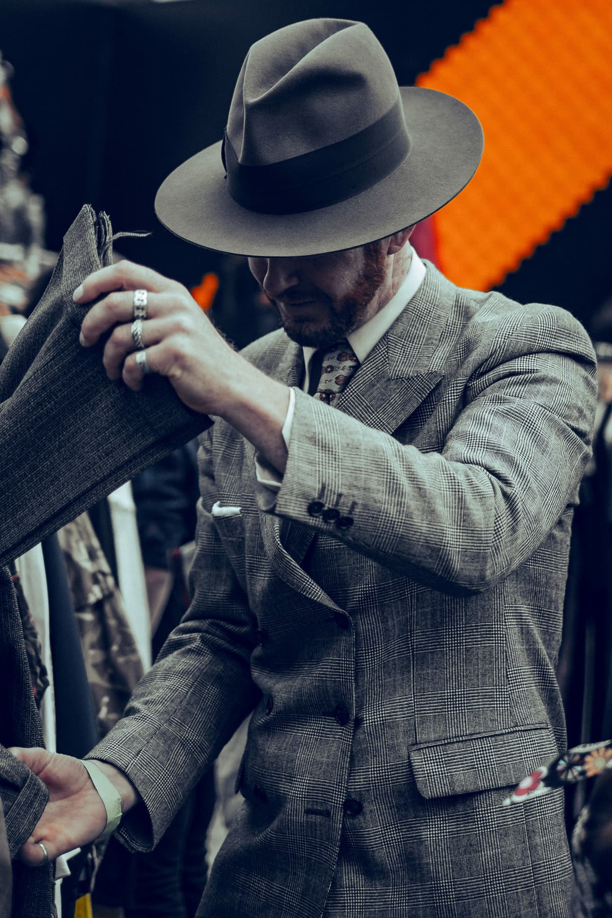 Top 3 vestes homme : la veste british