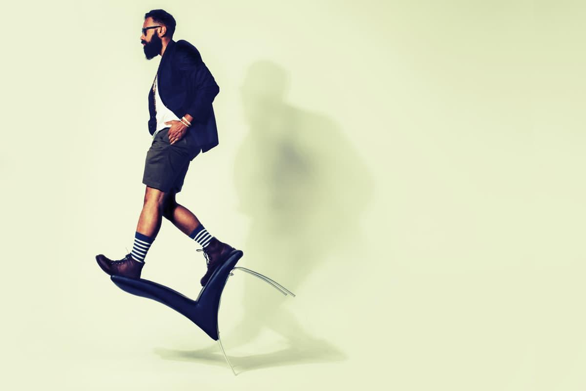 Top 3 des vestes homme : le blazer sport