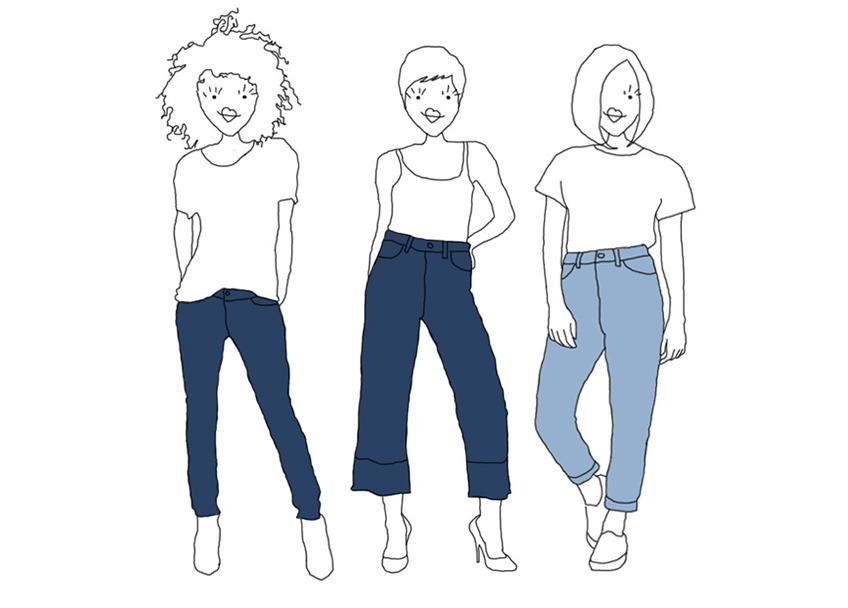 Tuto mode : quel jean pour ma morphologie ?