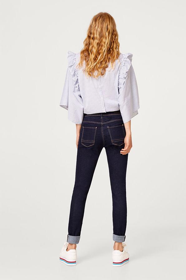 Le jeans slim skinny : toujours in