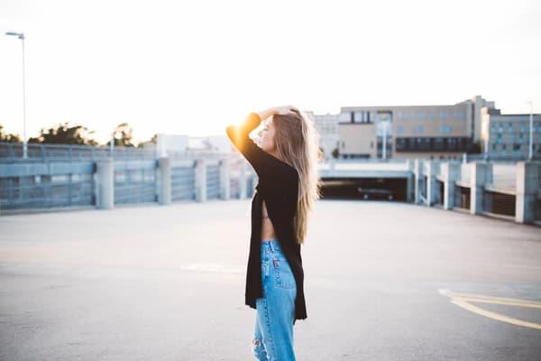 Mode : le mom jean