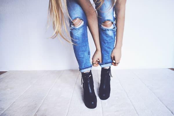 Le jeans slim : cinquante ans de folie mode