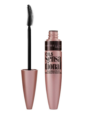 Mascara Cils Sensational de Maybelline New York