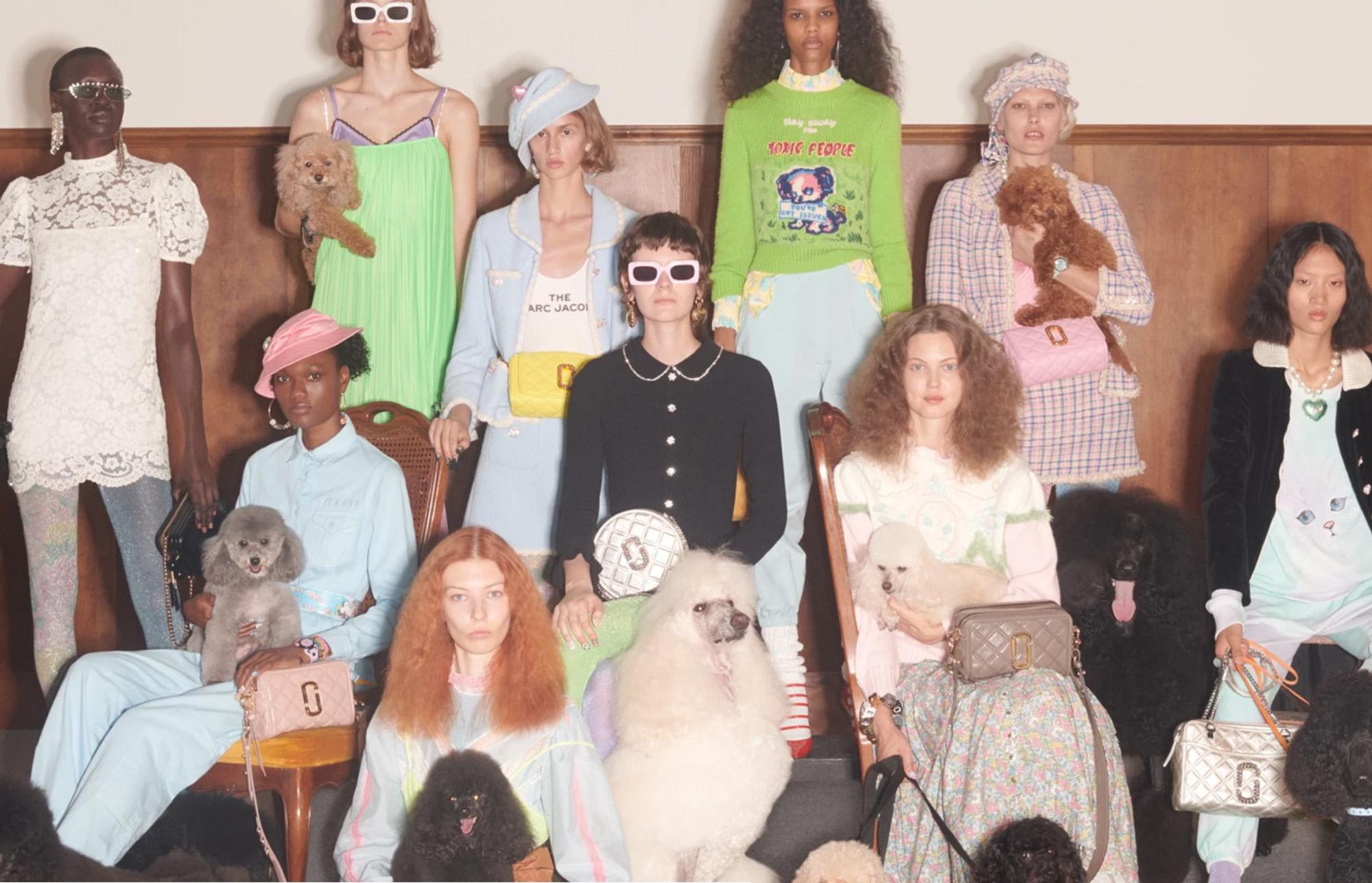Marc Jacobs : Louis Vuitton, grunge et chic, son parcours
