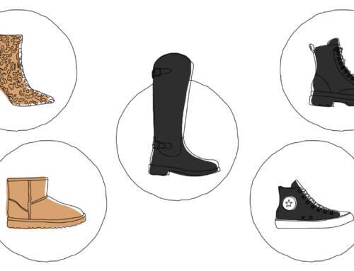 Quelles chaussures pour cet hiver ? Les 5 paires indispensables